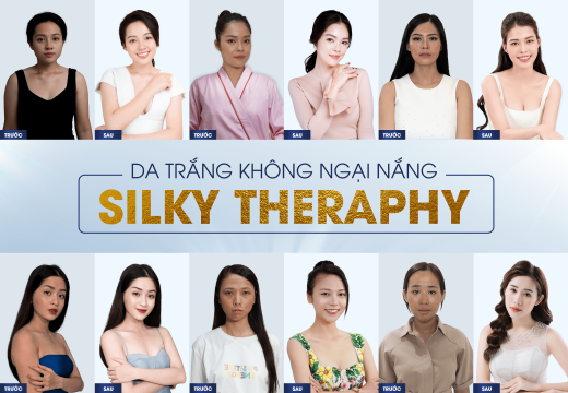 Silky Theraphy Min