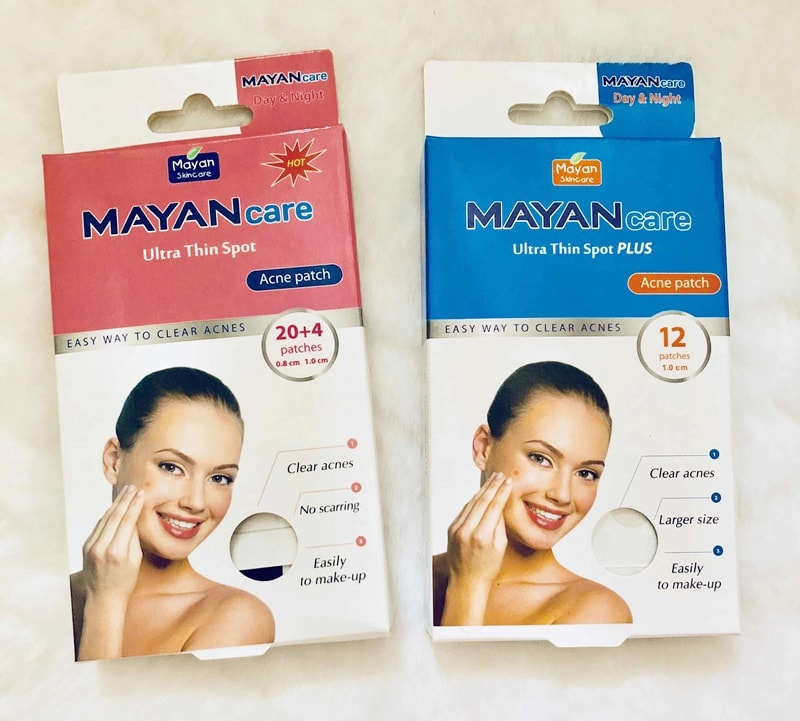 Miếng dán trị mụn Mayan Care Ultra This Spot Acne Patch