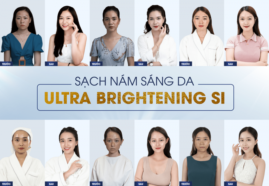Ultra Brightening Si Min